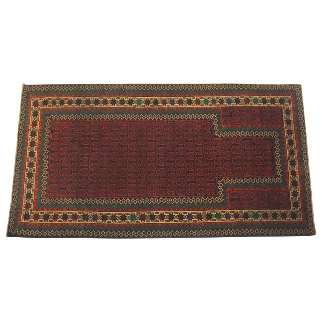 Vintage Baluch Rug - 3' x 5' - Image 1 of 5