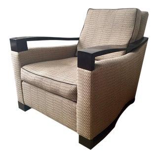 Donghia Woodbridge Club Lounge Chair For Sale