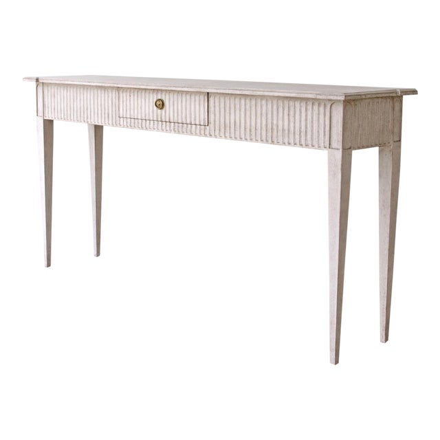 Göran Swedish Console Table For Sale