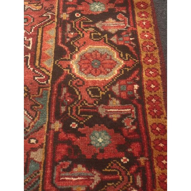 Vintage Persian Rug - 6′10″ × 9′7″ - Image 5 of 11