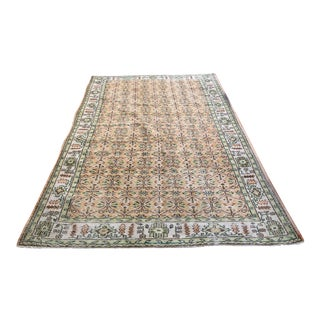 Handmade Turkish Home Living Rug For Sale