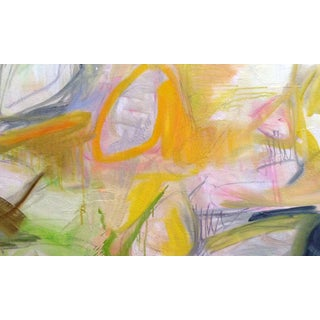 """""""Hill and Dale"""" by Trixie Pitts Abstract Oil Painting Preview"""