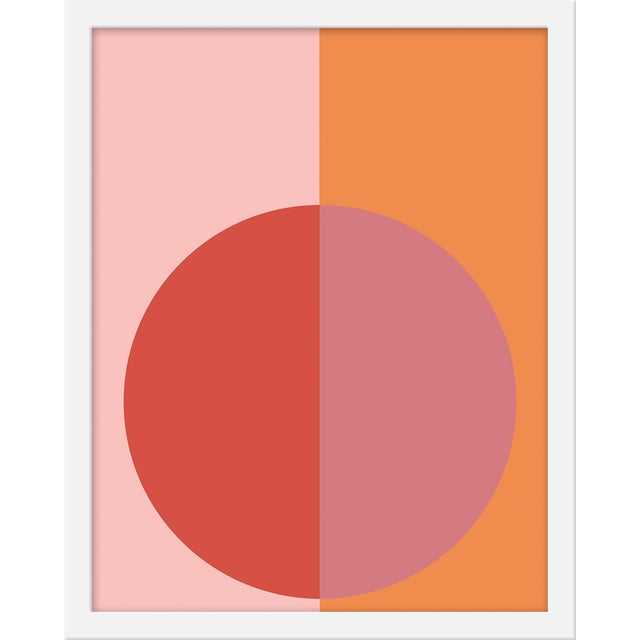 """Contemporary Small """"Sunrise Forever"""" Print by Stephanie Henderson, 16"""" X 20"""" For Sale - Image 3 of 3"""