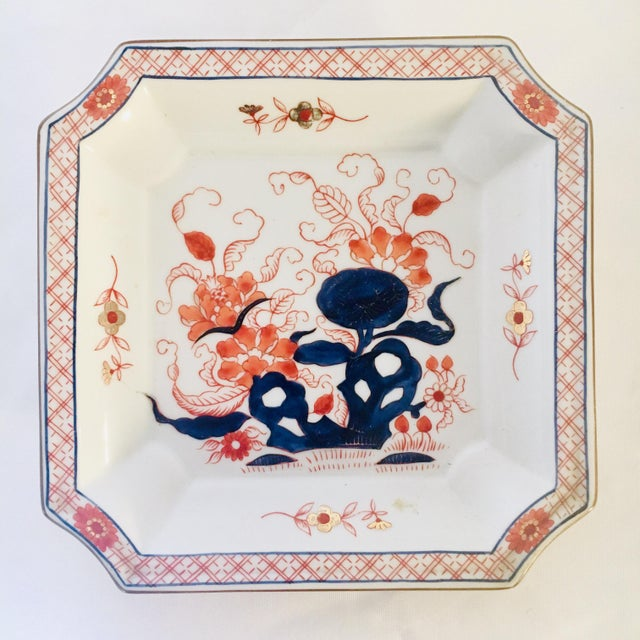 Mid 20th Century Imari Low Dish For Sale In Baltimore - Image 6 of 6