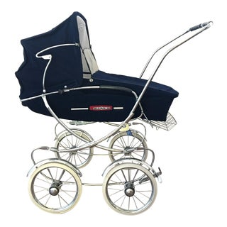 20th-C. Convertible Baby Carriage