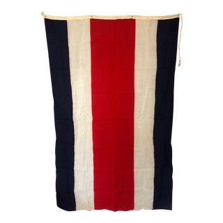 "Nautical ""C Charlie"" Signal Flag For Sale"
