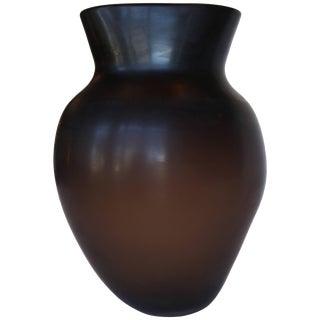 Primitif B Murano Glass Vase For Sale