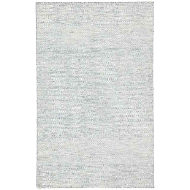 Jaipur Living Glace Handmade Geometric Light Blue/ Ivory Area Rug - 2′ × 3′ For Sale In Atlanta - Image 6 of 6