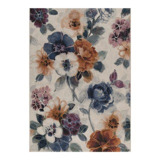 """Stark Studio Rugs Solal Rug in Floral, 5'3"""" x 7'6"""" For Sale"""