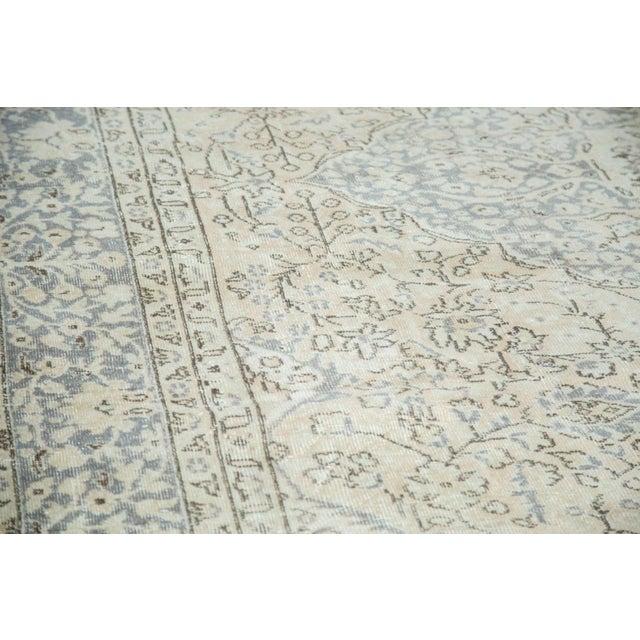 "Distressed Oushak Carpet - 9'4"" X 12'2"" - Image 4 of 10"
