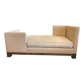 Custom Patricia Cowan Bevans Interiors Tete a Tete Chaise