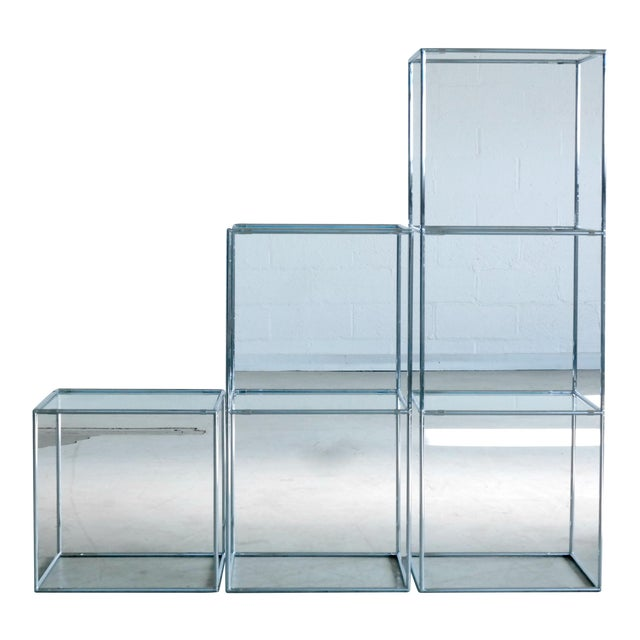 Mid-Century Modern Poul Cadovius Abstracta Shelving Boxes - Image 1 of 7