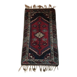 Turkish Handmade Wool Rug