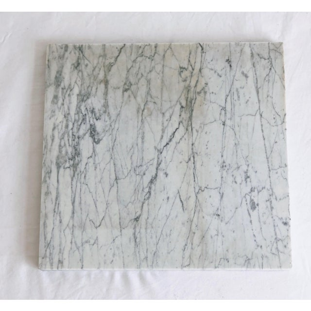 Antique Marble Remnant Cheeseboard For Sale - Image 9 of 9