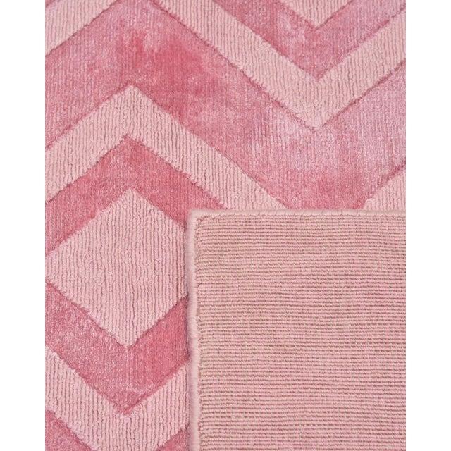 Contemporary Josefina, Handmade Runner Rug - 2' 6 x 8 For Sale - Image 3 of 8