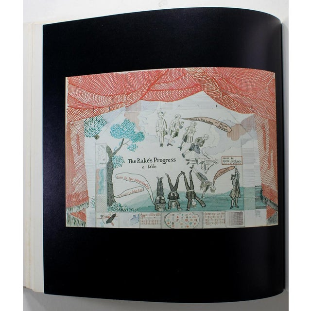 Hockney Paints the Stage, First Edition For Sale In New York - Image 6 of 11