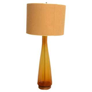Blanco Murano Lamp, 1960s Italy For Sale