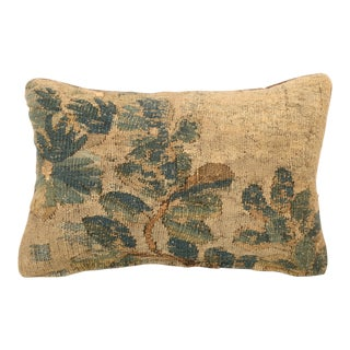 18th Century Aubusson Tapestry PIllow