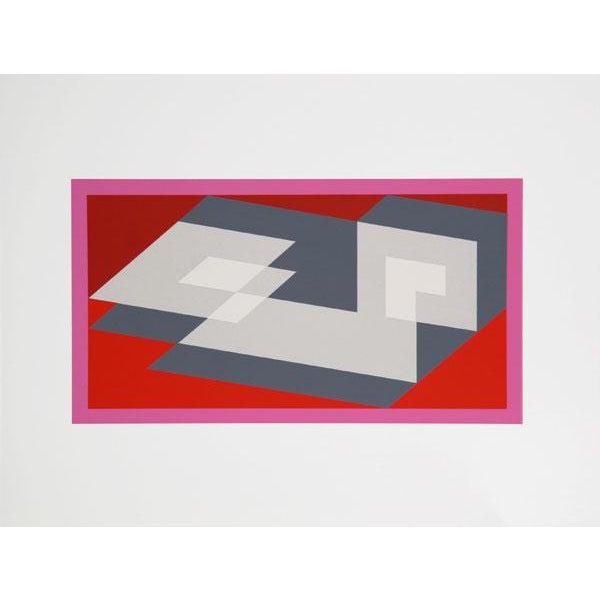 Artist: Josef Albers Portfolio: Formulation: Articulation (Double Portfolio) Title: Portfolio 1, Folder 14, Image 1 Year:...