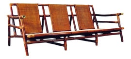 Image of Ficks Reed Outdoor Sofas