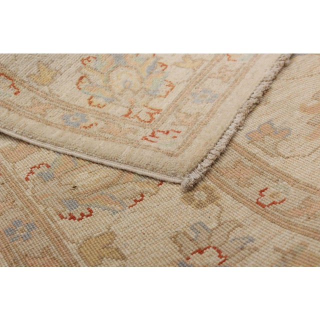"""2010s Classic Hand-Knotted Rug, 6'4"""" X 9'2"""" For Sale - Image 5 of 6"""