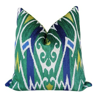 Nomad by Thibaut Pillow Cover For Sale