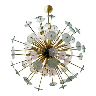1970s Parasol Sputnik Chandelier For Sale