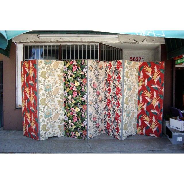 Modern Patterned Room Divider For Sale - Image 12 of 12