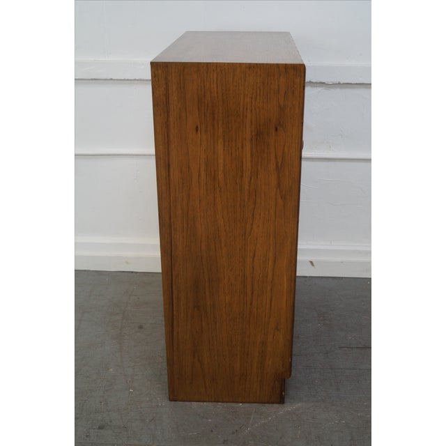Lane Faux Bamboo Vintage Tall Chest - Image 3 of 10