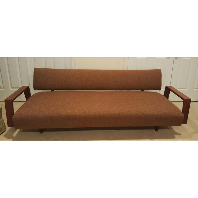 Mid-Century Modern Rob Parry Sofa For Sale - Image 3 of 8