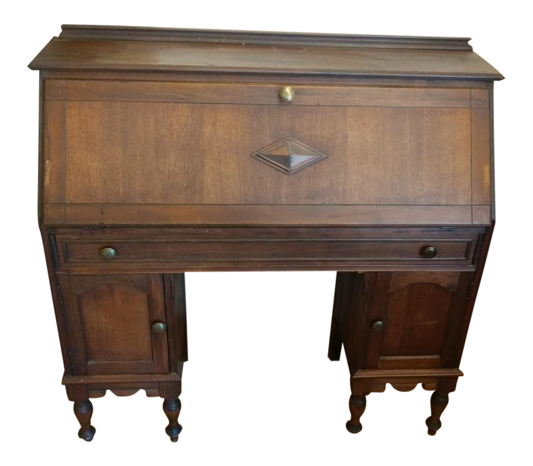Northwestern Cabinet Co Secretary Desk Chairish. Northwestern Mastercraft Furniture  Burlington Iowa Ideas