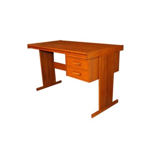 Bent Silberg Denmark Mid Century Desk For Sale