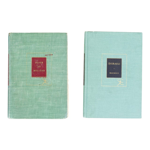 Vintage 1950s Play & Literature Hardback Books - A Pair For Sale