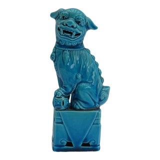 Miniature Foo Dog Figurine For Sale