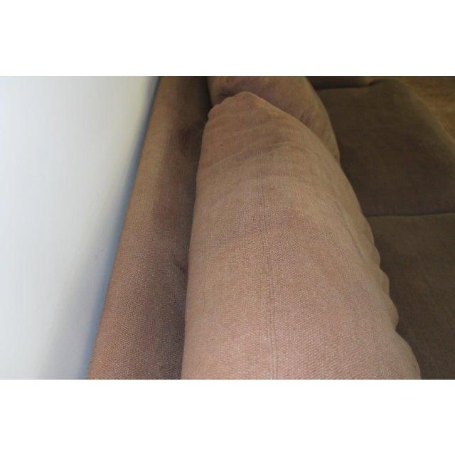 Crate & Barrel Essex Sofa For Sale - Image 5 of 5