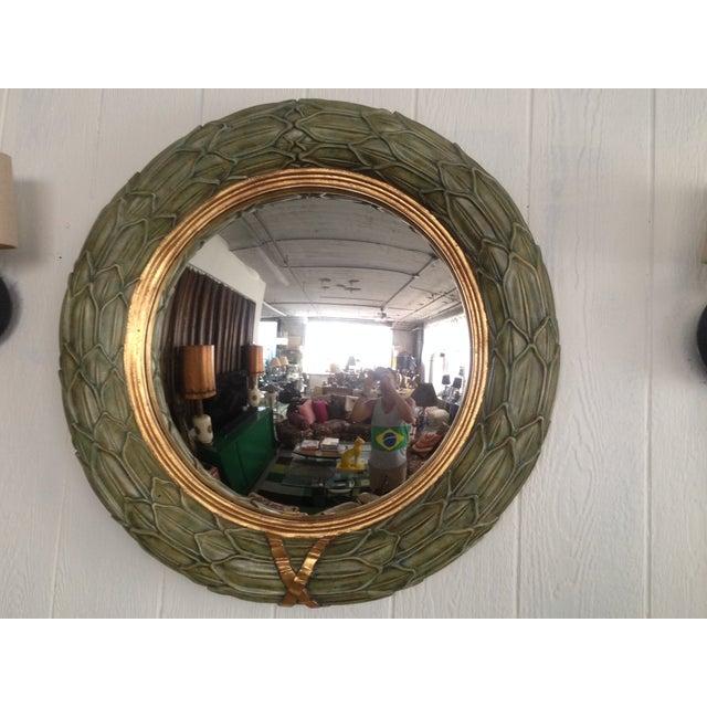 Paul Maitland Smith Convex Mirror - Image 3 of 6