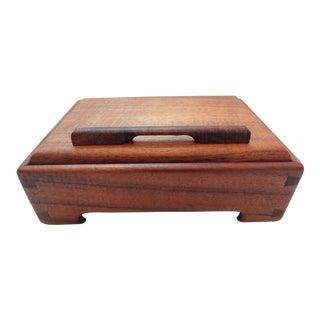 Ricardo Dellera Hawaiian Koa Wood Box
