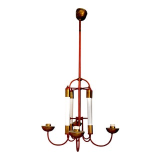 1930 Chandelier by Paolo Buffa For Sale