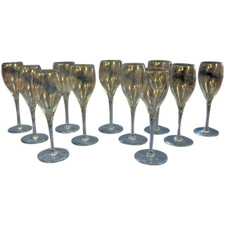 Baccarat St. Remy Cordial Glasses - Set of 11 For Sale