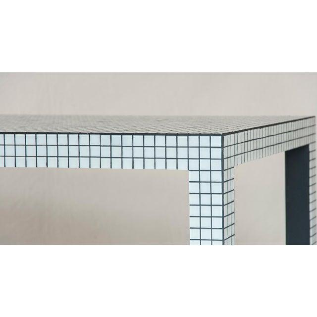 Superstudio Superstudio ™ / Origin Collection 2020 - Shop Table - Ashen White For Sale - Image 4 of 9