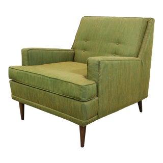 Mid-Century Danish Modern Kroehler Club Chair/Lounge Chair For Sale
