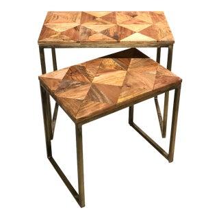 Erdos + Ko Home Soho Nesting Tables - A Pair