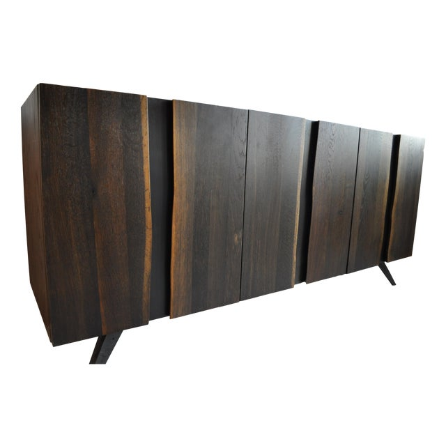 Wood Console by Nuevo Living - Image 1 of 4