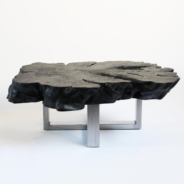 Lychee Stump Coffee Table - Image 3 of 5