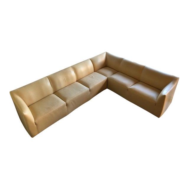 Dakota Jackson Iko Modern Comfort Sectional For Sale