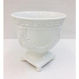 Antique Italian Porcelain Cachepot Preview