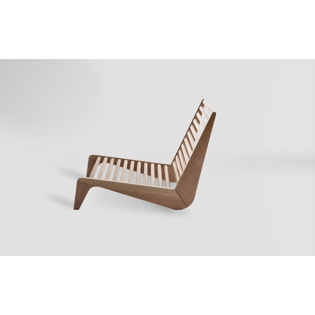 Contemporary Ala Mahogany Bench Outdoor Furniture by Atra For Sale - Image 3 of 5