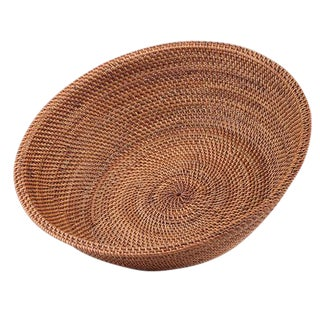 Handwoven Catch-All Bowl For Sale