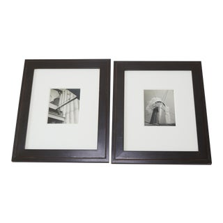 1930s Mid-Century Modern John Ahern Gelatin Silver Prints - a Pair For Sale