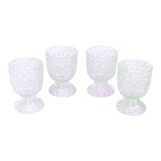 Art Deco Cocktail / Wine Glasses, Set of 4 For Sale